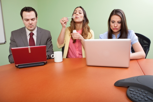 Office Etiquette - 12 Things to Avoid Doing at Work